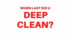 free domestic cleaning tips